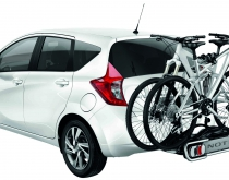 Towbar Bike Carrier for 2 Bikes