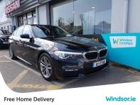 BMW 5 Series 520 D G30 M SPORT 4DR AUTO