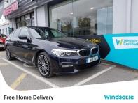 BMW 5 Series 520 XD MSP ZM5H 4DR AUTO